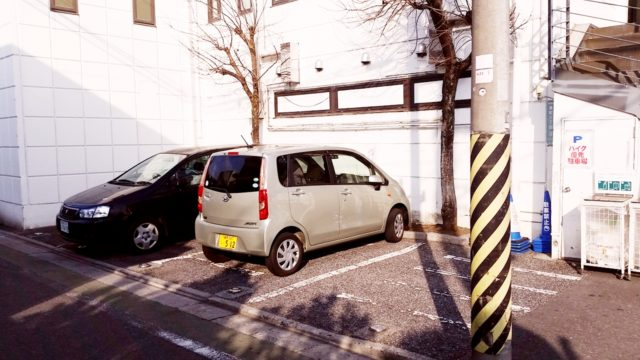 ビッグ築地 千川 駐車場