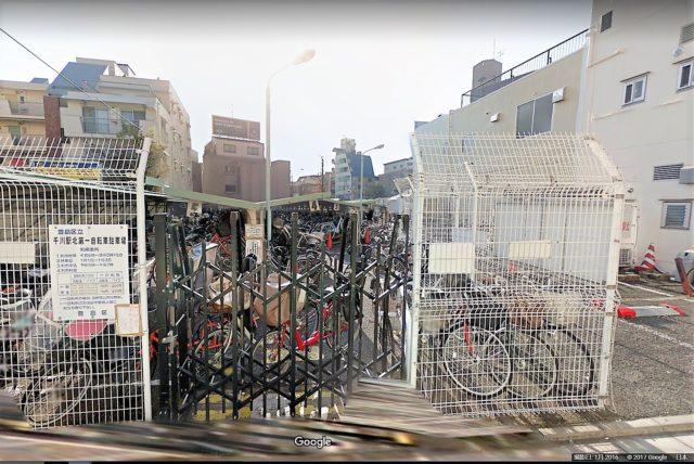 千川駅北第一自転車駐車場