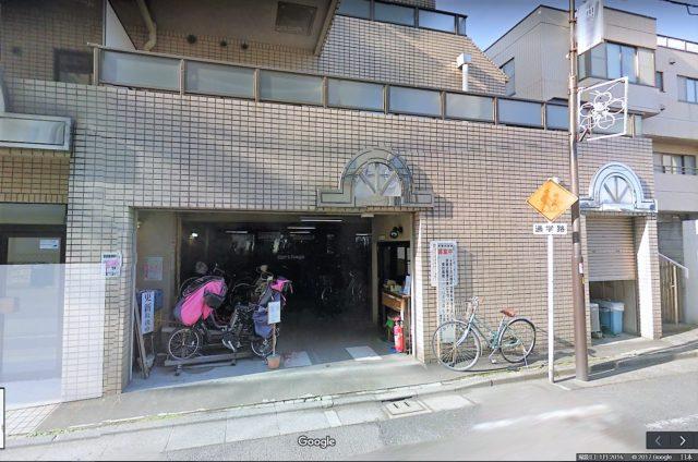千川駅南自転車駐車場