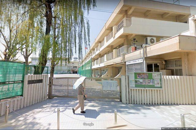 小竹向原 板橋区立上板橋第二小学校