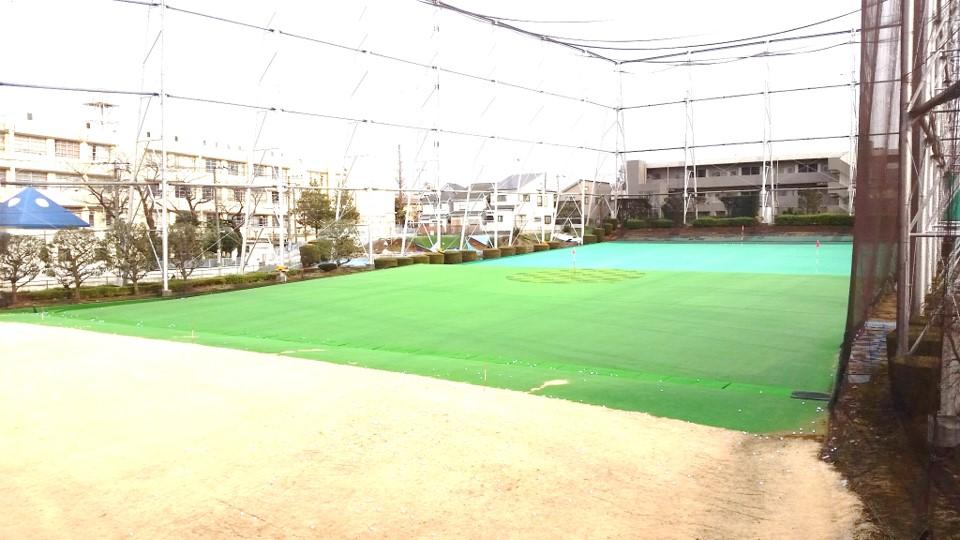 小竹向原 ゴルフ 15