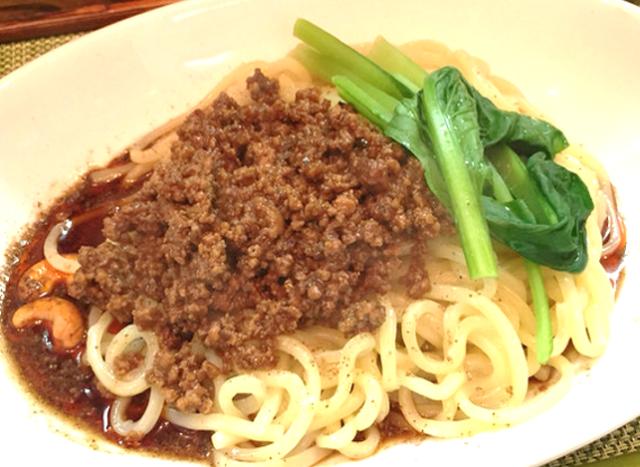 小竹向原 麺や金時 汁無し坦々麺