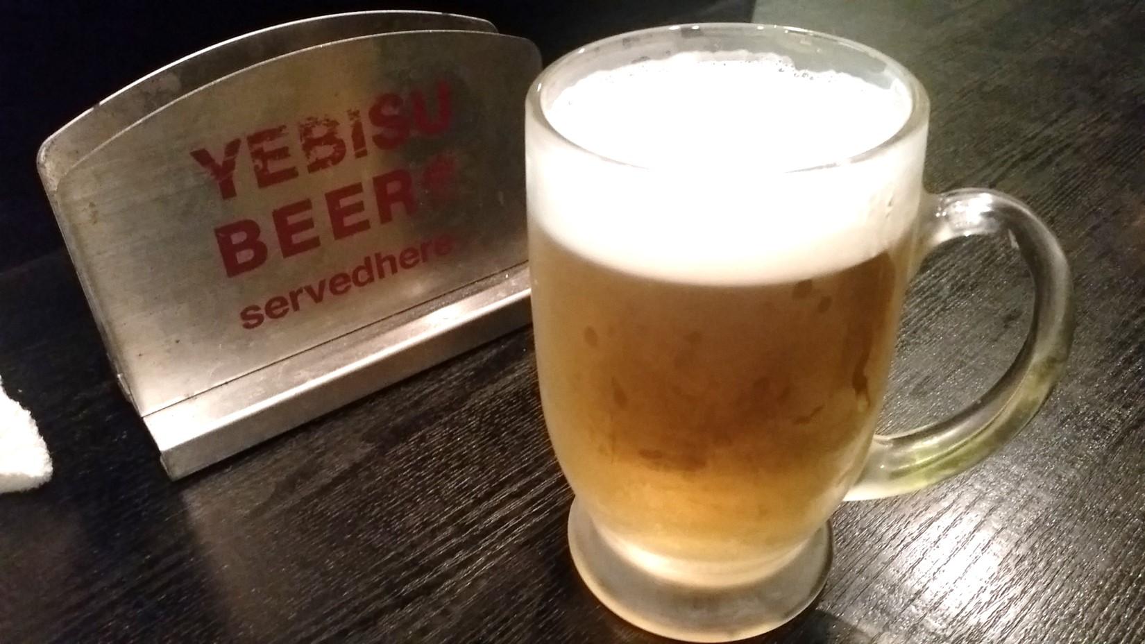 小竹向原_居酒屋_五鉄_02飲物01ビール