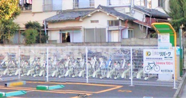 三井のリパーク 東長崎駅前駐輪場