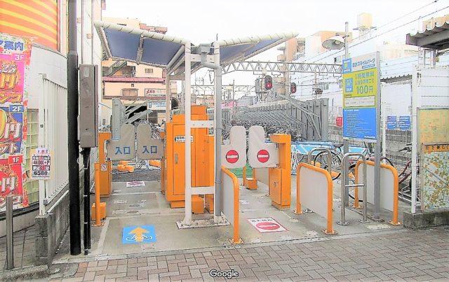 西武スマイルパーク 東長崎駅北口駐輪場