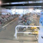 椎名町 駐輪場 たった一つの大型駐輪場とは!?