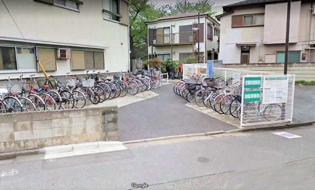 氷川台駅第七自転車駐車場