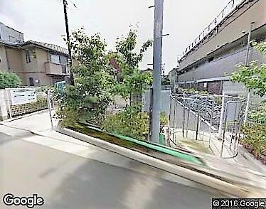 氷川台駅第五自転車駐車場