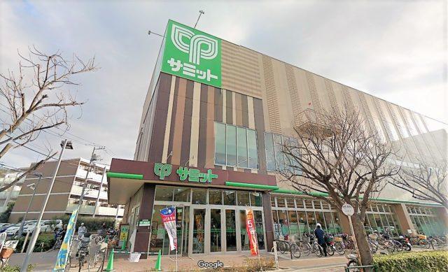 サミットストア 東長崎店
