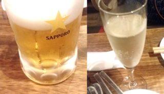 小竹向原 ぶどうの根っこ 04飲み物 ビール スパークリングワイン